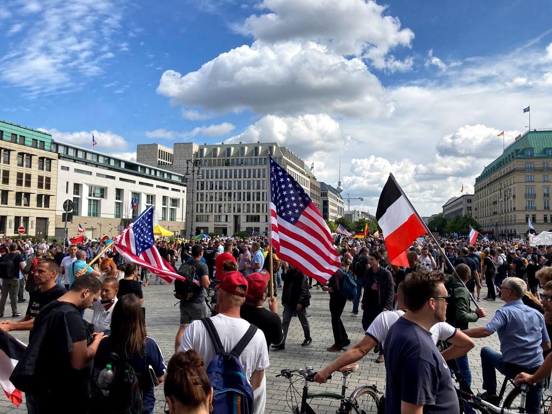 Pariser Platz.