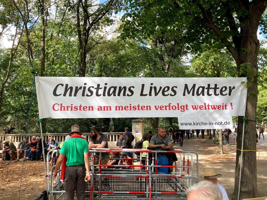 Christian Lives Matter.